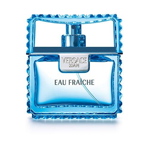 Versace Man Eau Fraîche Eau De Toilette 50 ml (man) (1.7 Ounce Spray Leben)