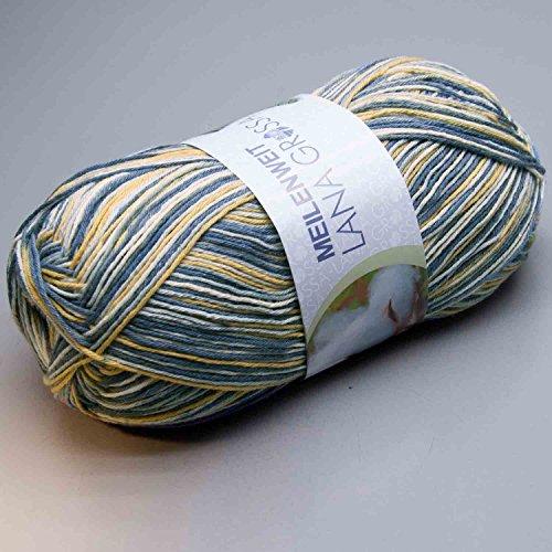Wolle Kreativ Fb 1 zyklam 50 g Lana Grossa Lala Berlin Shiny