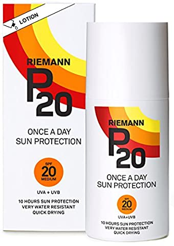 Riemann P20 Once a Day 10 Hours Protection SPF20 Sunscreen