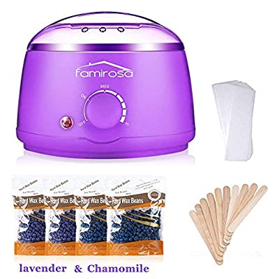 Waxing set/Wax warmer Famirosa