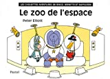 Les chouettes aventures de Ringo, Nénette et Napoléon : Le zoo de l'espace