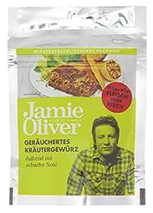 Jamie Oliver geräuchert Kräutergewürz 40g
