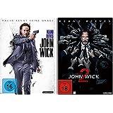 John Wick 1 + Kapitel 2 im Set - Deutsche Originalware