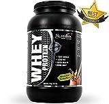Nutrabox 100% Whey Protein + Dha & Mct (Irish Chocolate) 2.20 Lbs