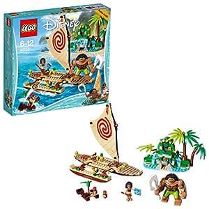LEGO Disney Princess 41150 - Set Costruzioni Il Viaggio sull'Oceano di Vaiana