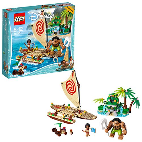 LEGO Disney Princess 41150 - Vaiana auf hoher See, Disney Vaiana Spielzeug