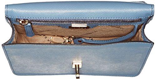 La Bagagerie Vic Bob, Borsa a tracolla donna Taille unique Bleu (bleu/acier)