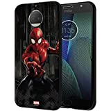 CellKraft 101239 Licensed Marvel Spider Man Hard Back Case Mobile Cover for Redmi Y2 (Multicolor)