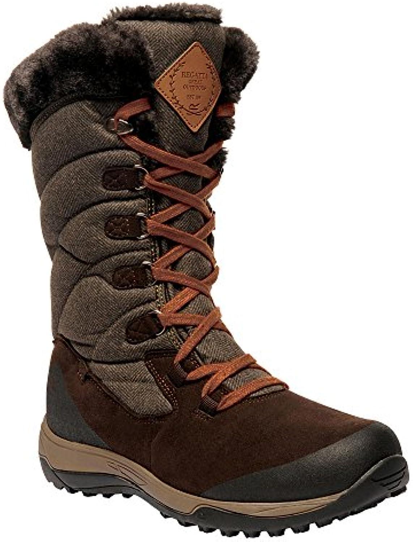 Regatta  Newley,  Newley,  Chaussures de Ran ée Hautes FemmeB072KL86TKParent 002b01