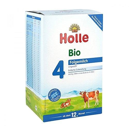 HOLLE Bio Kindermilch 4 600 g Pulver