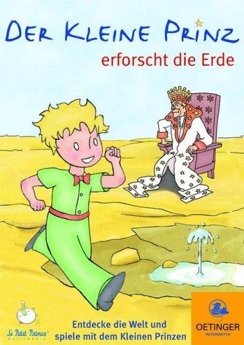 Der kleine Prinz erforscht die Erde (Prinz Interaktive)