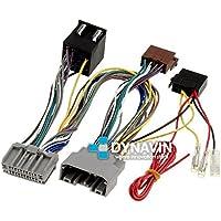 BT-CHY.2008 - Conector para instalar bluetooth manos libres tipo Parrot, Motorola... en CHRYSLER, DODGE y JEEP
