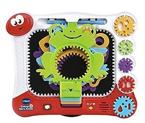 VTech DigiArt Magi Spiro Animo Niño/niña - Juegos educativos (AA, 375 mm, 89 mm, 279 mm, 860 g), Versión francesa