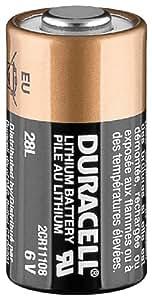 Duracell PX 28L - Kamerabatterie Li 160 mAh, 002838