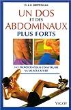 Un dos et des abdominaux plus forts