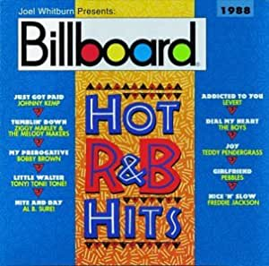 Billboard r b of 1988 music for Songs from 1988 uk