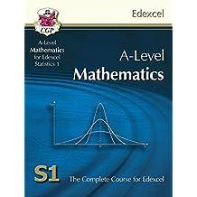 A-Level  Maths for Edexcel - Statistics 1: Student Book