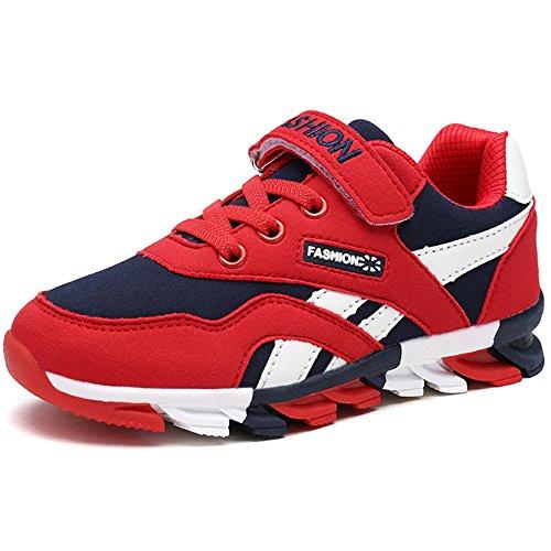 Yi Buy Scarpe Sportive per bambini Scarpe da Ginnastica Casual Respirabile Mesh Scarpe da Corsa all'aperto Sneakers(Ragazzo/Ragazza)
