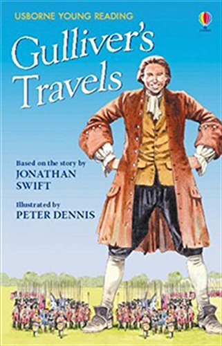 Gulliver's Travels (3.21 Young Reading Series Two with Audio CD)