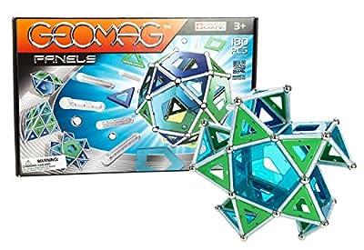 Geomag - Panels 180 piezas, juego de construcción (454) por Geomag
