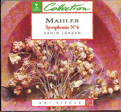 Mahler : Symphony No.4 : CLA 373