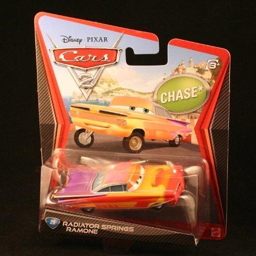 Disney Pixar Cars 2 Radiator Springs Ramone *Chase* - Voiture Miniature Echelle 1:55 - N°29 - Mattel