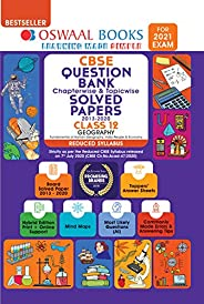 Oswaal CBSE Question Bank Class 12 Geography Chapterwise & Topicwise Solved Papers (Reduced Syllabus) (For