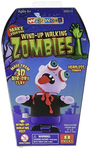 university-games-wizz-worx-wind-up-walking-zombies-headless-zombie-inviato-da-uk