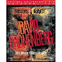 Coffret Frissons + Rage