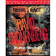 Coffret Collector David Cronenberg : Rage / Frissons - Digipack 2 DVD