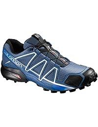 Salomon Speedcross 4 - Chaussures de running Homme - bleu 2016
