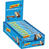PowerBar Protein Plus 52% Barre Riche en Protéines Faible en Sucre...