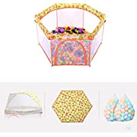 Activity & Entertainment Baby playpens for babies playpens for toddler Protective Fence playpen baby Play Yard Home play fence Playmat Baby Color : Multicolor, Size : 100 * 100 * 76cm