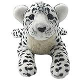 TAGLN Kuscheltiere Spielzeug Leopard Plüschkissen