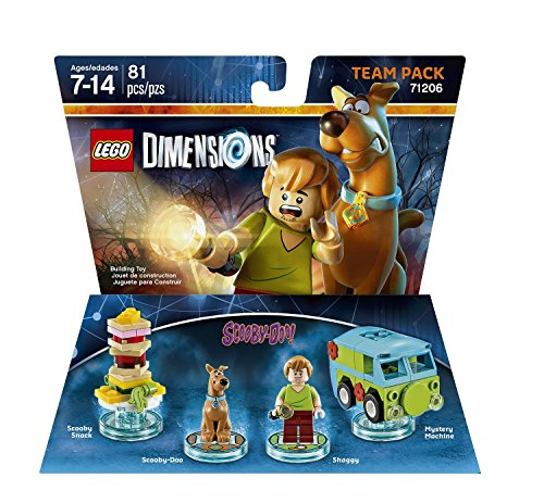 Scooby Doo Team Pack - LEGO Dimensions by Warner Home Video - Games
