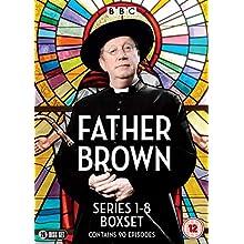 Father Brown Series 1-8 (26 Dvd) [Edizione: Regno Unito]