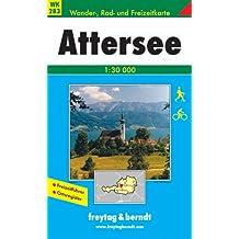 Carte de randonnée : Attersee