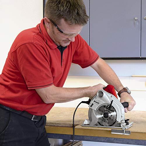 Einhell Handkreissäge TC-CS 1200 (1230 W, max. 55 mm, Sägeblatt Ø 160 mm, 24 Zähne, Parellanschlag) - 5