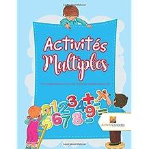 Activités Multiples : Livre D'Apprentissage Permis | Cahier D'Activités de Mathématiques CM3
