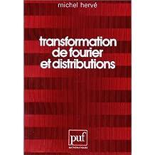 Transformation de Fourier et distributions