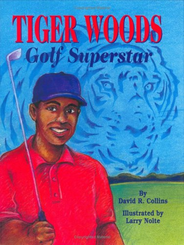 Tiger Woods, Golf Superstar por David Collins