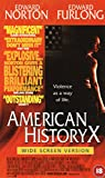 American History X [VHS] [Import allemand]