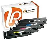 Bubprint 4 Toner kompatibel für HP CF410X CF411X CF412X CF413X für Color LaserJet Pro M452 M452DN M452DW M452NW MFP M377DW M477FDN M477FDW M477FNW
