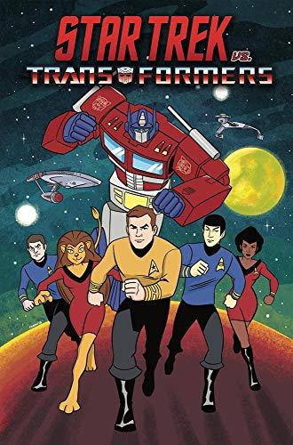 Star Trek vs. Transformers (English Edition)
