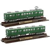 Colecci?n sistema 860 Set de 2 coches de ferrocarril Iga Railway (verde oscuro) (Jap?n importaci?n / El paquete y el manual est?n escritos en japon?s)