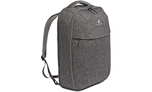 Arcido Saxon Convertible Backpack for Travel - Hybrid Airline Approved Carry On Backpack/Day Bag Backpack/Backpack Briefcase - Fits Laptops Up To 15 Inches - 45 x 33 x 20 cm