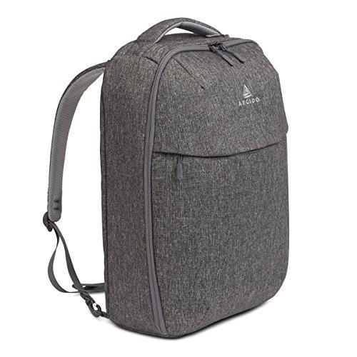 Arcido Saxon Rucksack: 45 x 33 x 20 cm Handgepäck Tasche + Laptopfach bis 15 Zoll ...