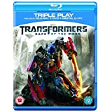 Transformers 3: Dark of the Moon (Includes DVD) [Blu-ray]