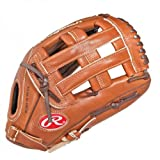 Best Baseball Gloves - Rawlings The Bull Baseball Glove 12.75 Inch - Brown Review