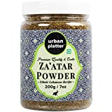 Urban Platter Zaatar Powder, 200g [All Natural, Herby, Traditional Lebanese Recipe]